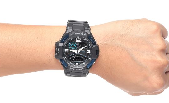 Часы Casio G-Shock GA-1000-2B