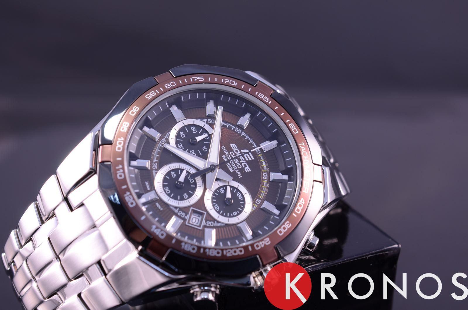 Часы Casio Edifice EF-540D-5AER